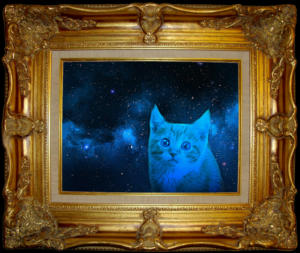 space-kitty