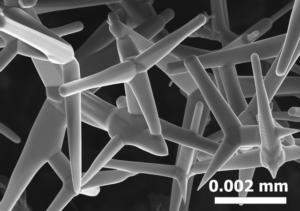 Aerographite, worlds lightest material
