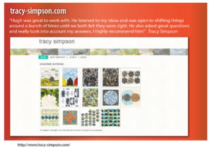tracy-simpson.com