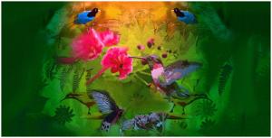 paintingbirds-and-bug